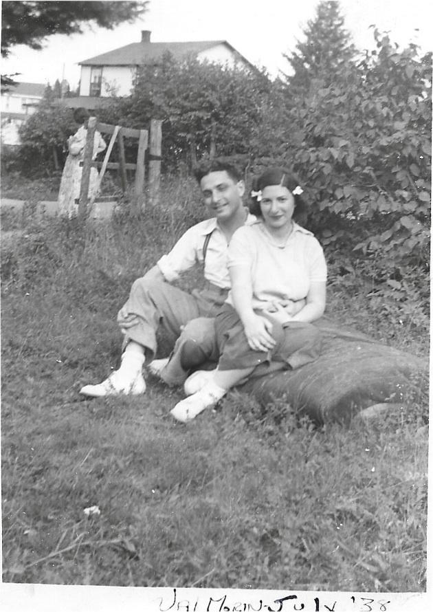 Sam & Ida, Val Morin 1938