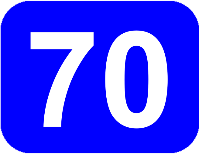 ***70***