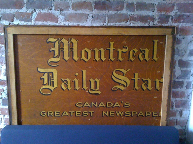 Montreal Daily Star