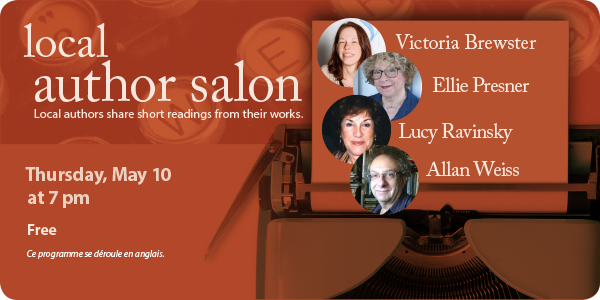 Local Author Salon
