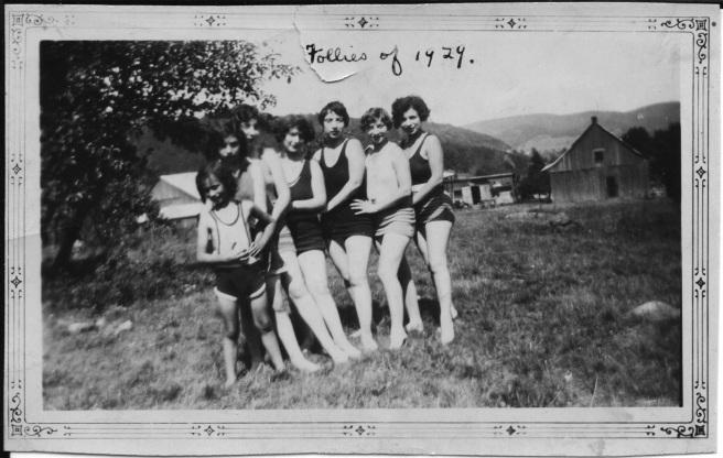The Merovitz girls - mom & aunts