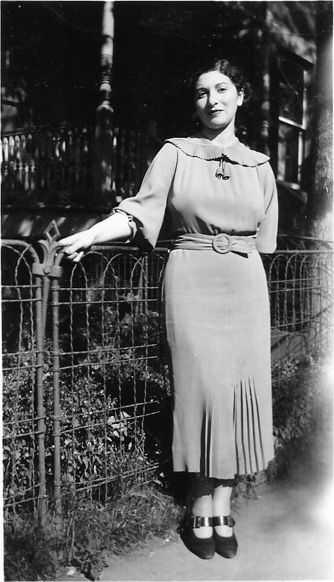 Ida Merovitz - 1936 Outremont, Quebec