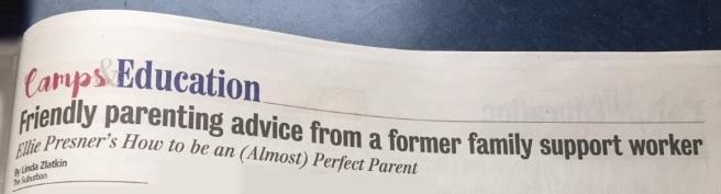 Suburban headline
