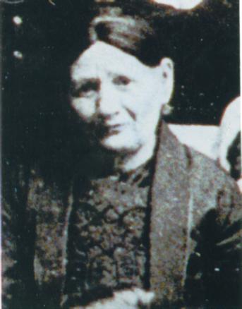 Esther (Berkovitch) Merovitz, 1855-1935
