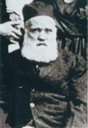 Matisyahu Yacov Merovitz, 1845-1923