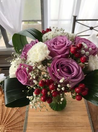 Ellie's bouquet
