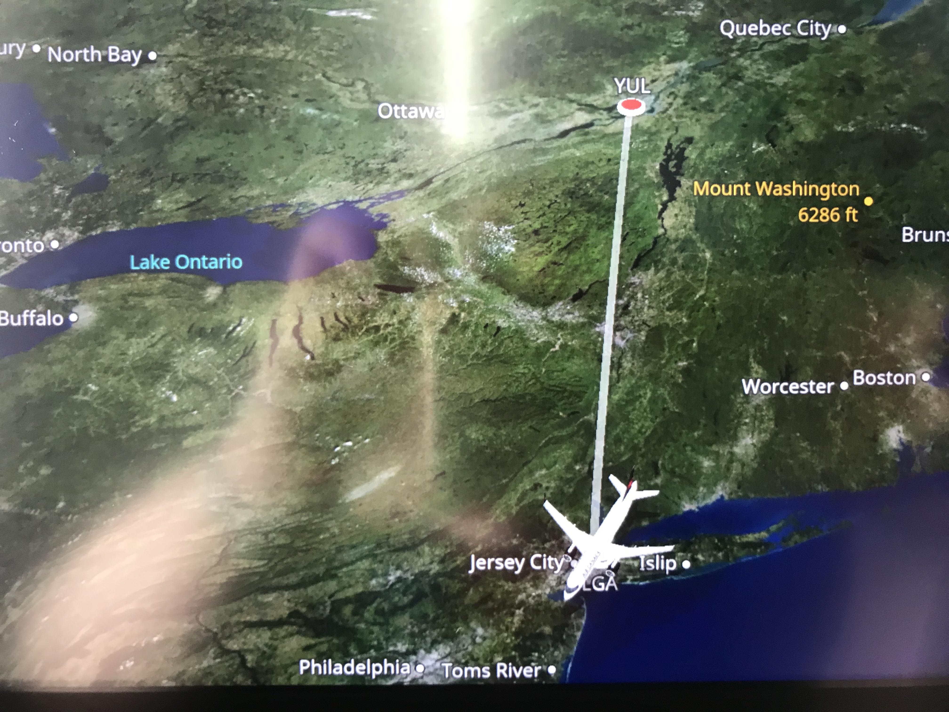 Airbus223 map